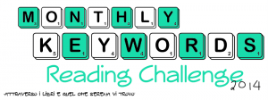 2014 monthly keyword reading challenge